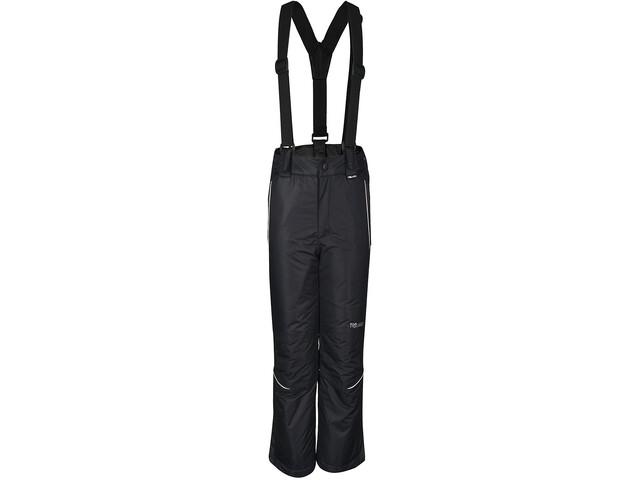 TROLLKIDS Holmenkollen Snow Pants Slim Fit Kids, black